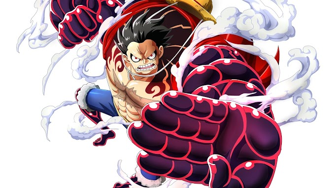 Papel de Parede Monkey D Luffy One Piece