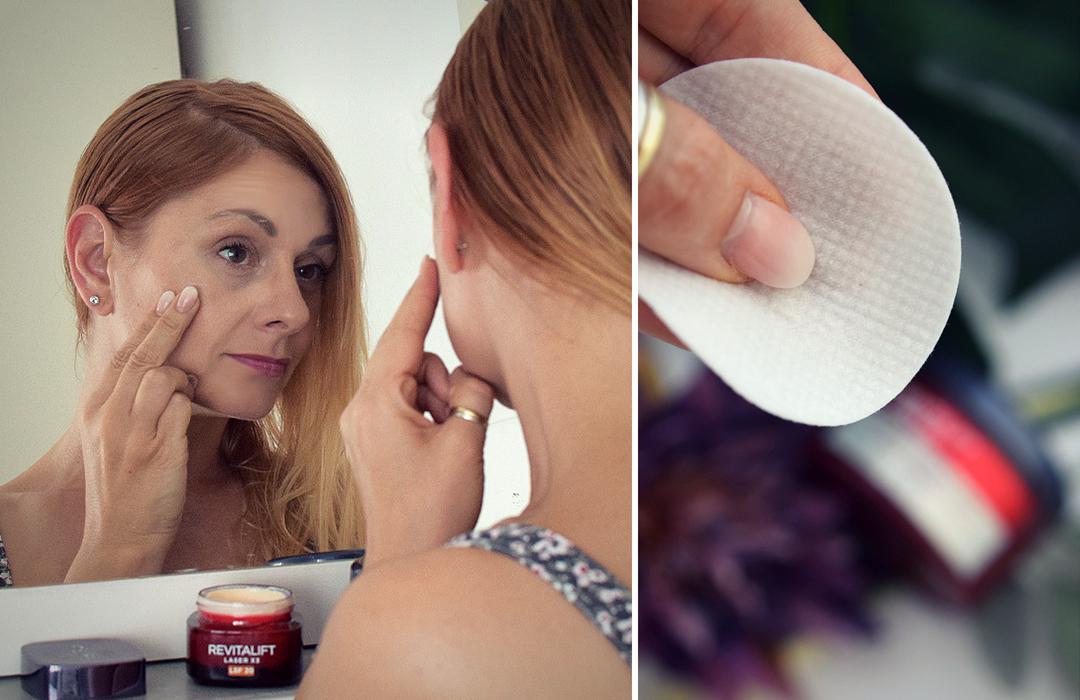 Review der L'Oréal Revitalift Laser X3 Peel Pads mit Glykolsäure