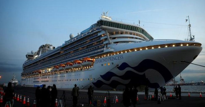 Corona confirmed to two Indians aboard a ship off the coast of Japan,www.thekeralatimes.com