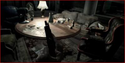 Scene di Resident Evil 7