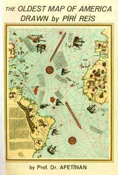خريطة بيري رئيس