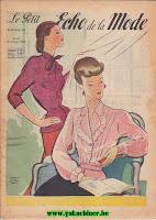 hebdomadaire sur la mode