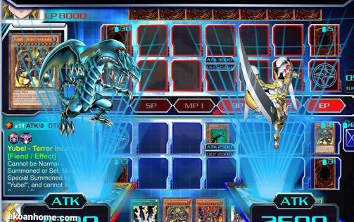 تحميل لعبة يوغي للاندرويد بدون نت Yu-Gi-Oh 2020 برابط مباشر