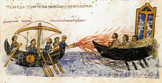 Api Yunani