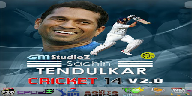 GM Studioz SRT Cricket 14 v2.0 Patch For Cricket 07