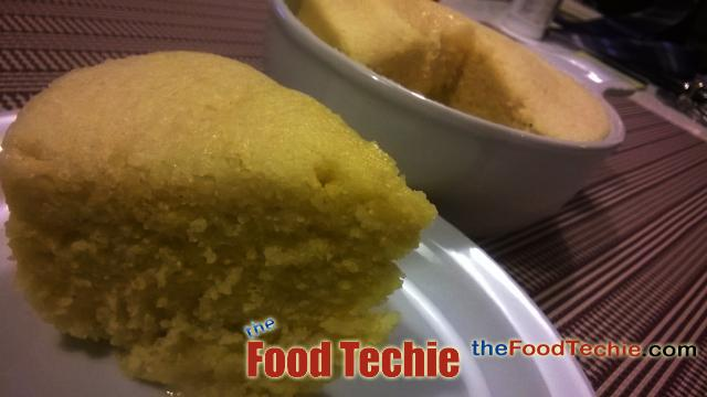 Low-Fat Microwave Cornbread in 3 Minutes or Less