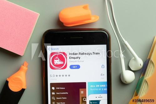 10 Best Indian Railway Apps