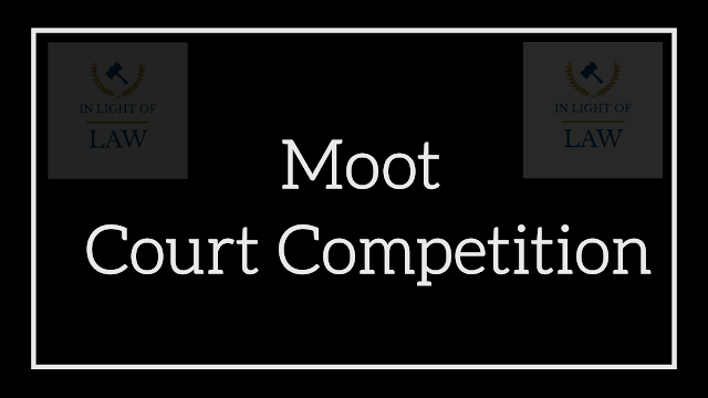 30th All India Virtual Moot Court Competition 2021 by Kerala Law Academy: Last Date for Registration: Jan 25th, 2021