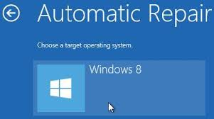 Cara Mudah Memperbaiki Preparing Automatic Repair Windows 8