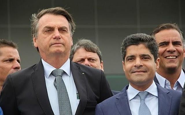 """ACM Neto sobre apoio à Bolsonaro em 2022: """"não está descartado"""""""