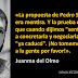 """Juanma del Olmo: """"Pedro Sánchez nunca ha querido el pacto con PODEMOS, estaba esperando a Rivera""""."""