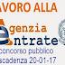 Concorso Pubblico Agenzia delle Entrate: Requisiti e Come Candidarsi, Scadenza 20 Gennaio