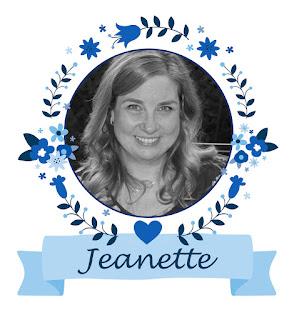 Jeanette - Creative Team Member