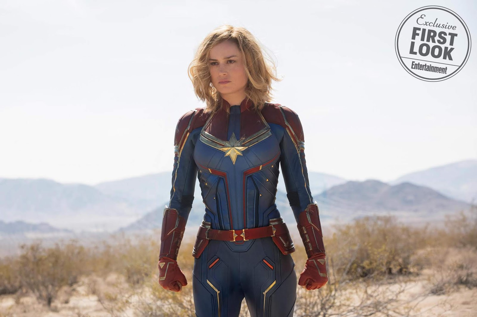 First Look At Entire Cast From Captain Marvel