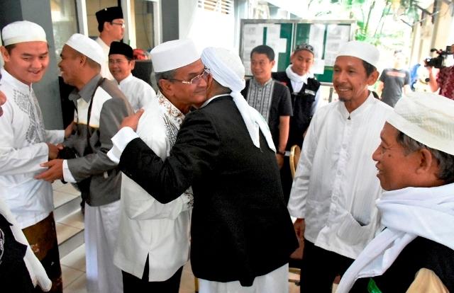 doa menyambut kedatangan haji