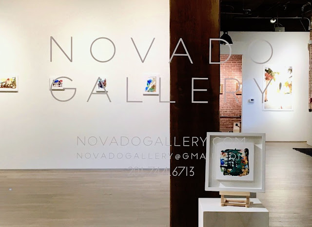 """Artfirst"" Exhibition at Novado Gallery in Jersey City"