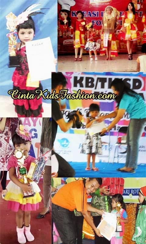 Tips Menjadi Juara Lomba Fashion Show Anak Cintakidsfashion