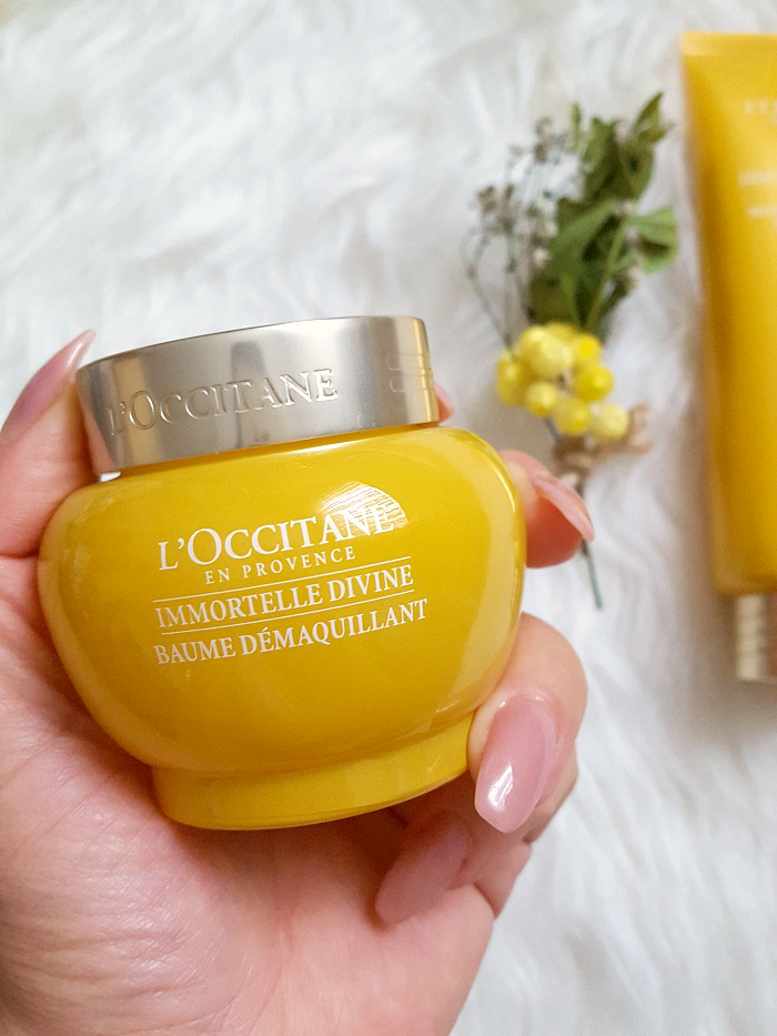 Review: L´OCCITANE - Immortelle Divine Double Cleansing - Reinigungsbalsam
