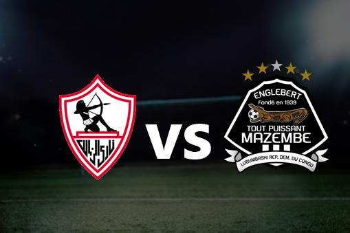 مشاهدة مباراة الزمالك و مازيمبي 24-1-2020 بث مباشر في دوري ابطال افريقيا