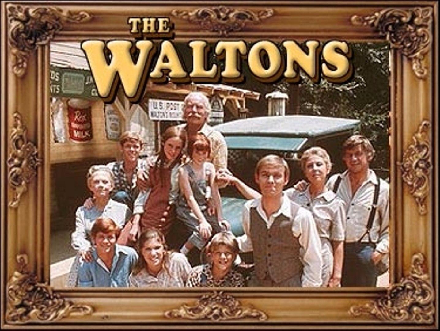 Falando em Série: OS WALTONS (1972/1981)