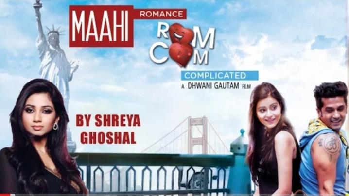 Maahi song lyrics-Rom Com