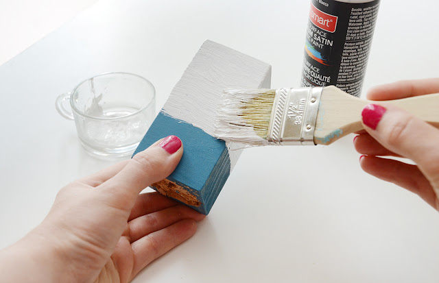 Como fazer Vasinhos para suculentas; blog Achados de Decoração