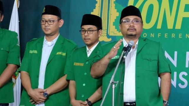 Reshuffle Kabinet, GP Ansor Minta Presiden Jokowi Ganti Menag