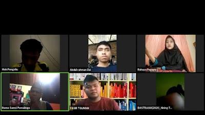 Webinar Kepemudaan : Ustaz Samsi Nilai Pemuda Abai Terhadap Kemungkaran