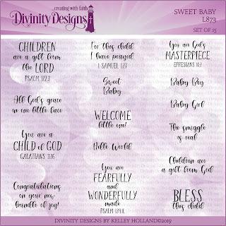 Divinity Designs Sweet Baby