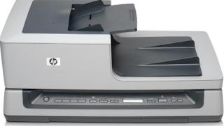 Télécharger HP Scanjet 8350 Pilote Gratuit Pour Mac OS X 10.6 et Windows