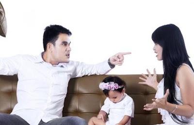 Cara Bijak Menyelesiakan Pertengkaran Suami Istri