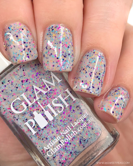 Glam Polish Aren't You Just As Pretty As A Magnolia In May