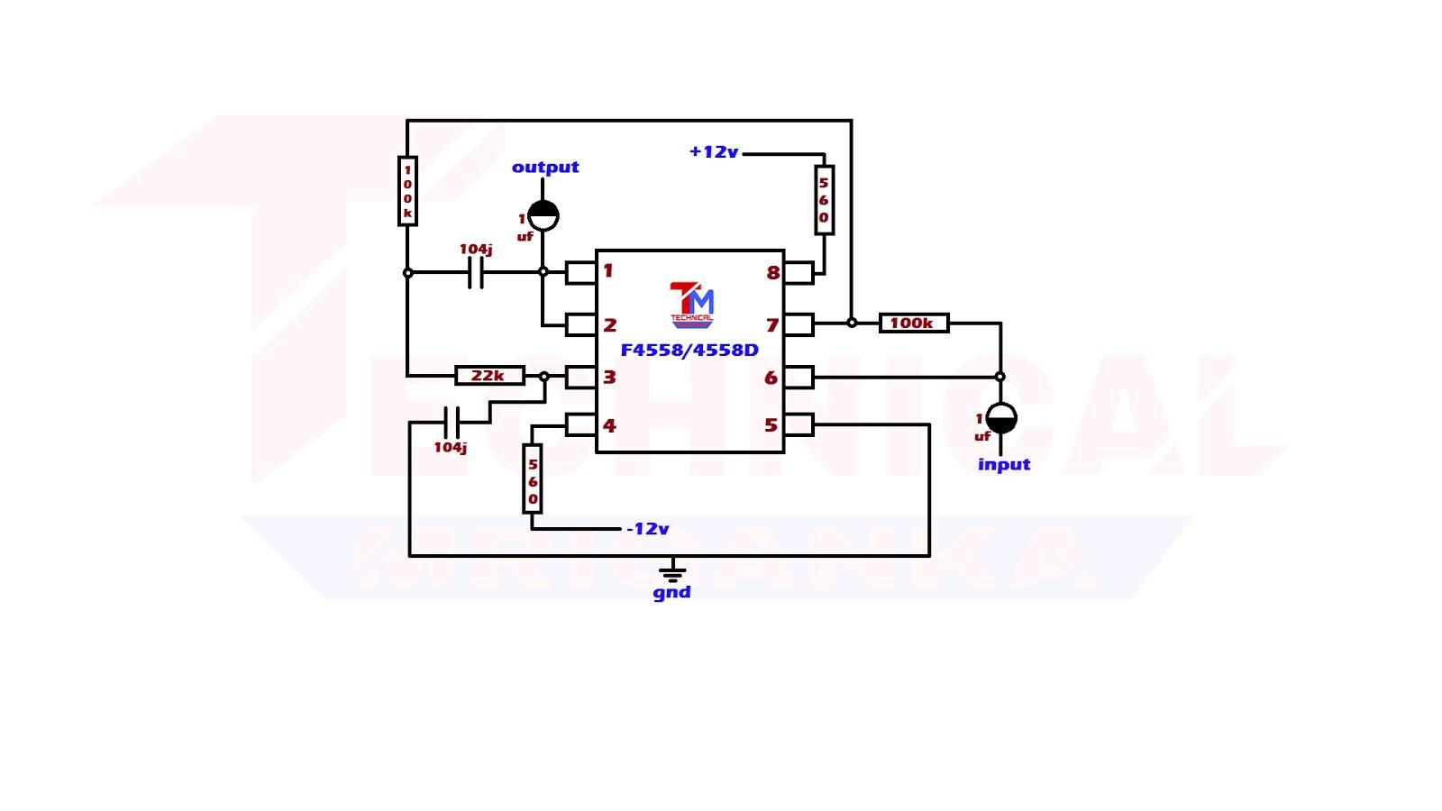 Low Pass Filter Technical Mriganka