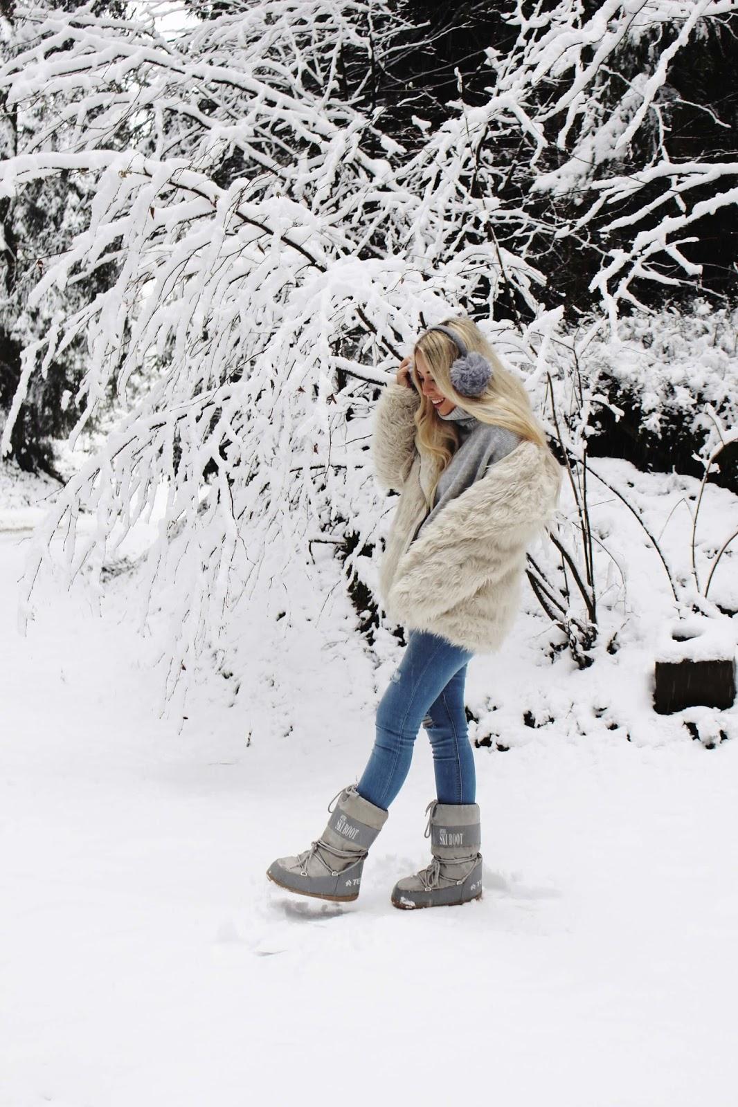 LOOKBOOK: Wintershooting 1.0