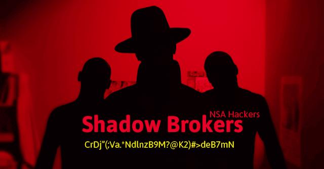 Resultado de imagen de The Shadow Brokers
