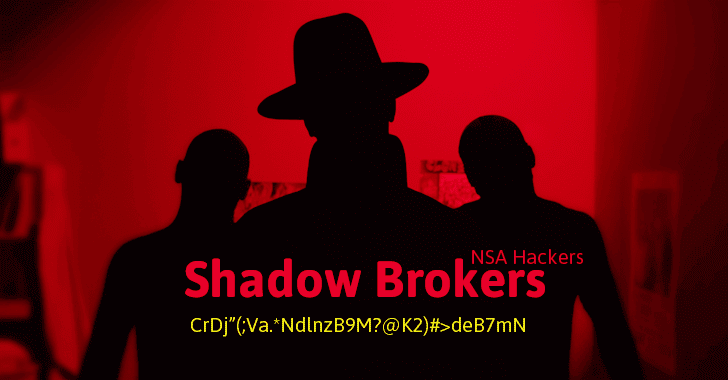 Shadow Brokers Group Releases More Stolen NSA Hacking Tools & Exploits