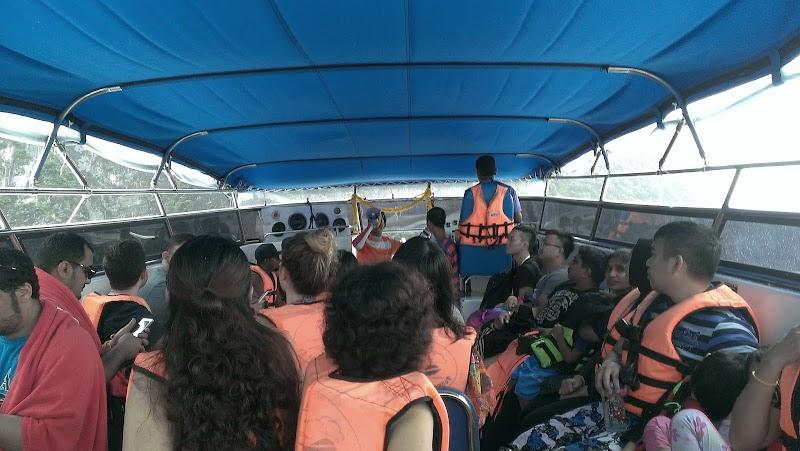 [TRIP THAILAND - PART 2] Phiphi Island Trip diiringi Hujan Deras