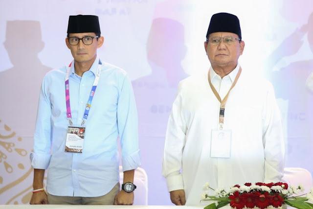 Jubir Sebut Program Prabowo-Sandiaga Akan Dijelaskan Detail saat Debat Capres