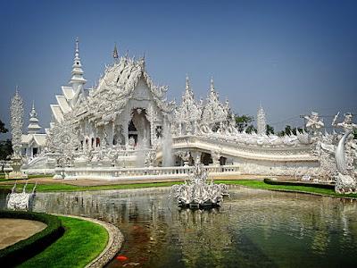 وات رونغ خون تايلاند