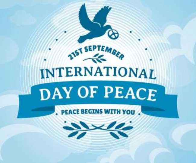 International Day of Peace 2021,International Day of Peace 2021 date,International Day of Peace history,International Day of Peace significance,International Day of Peace 2021 theme