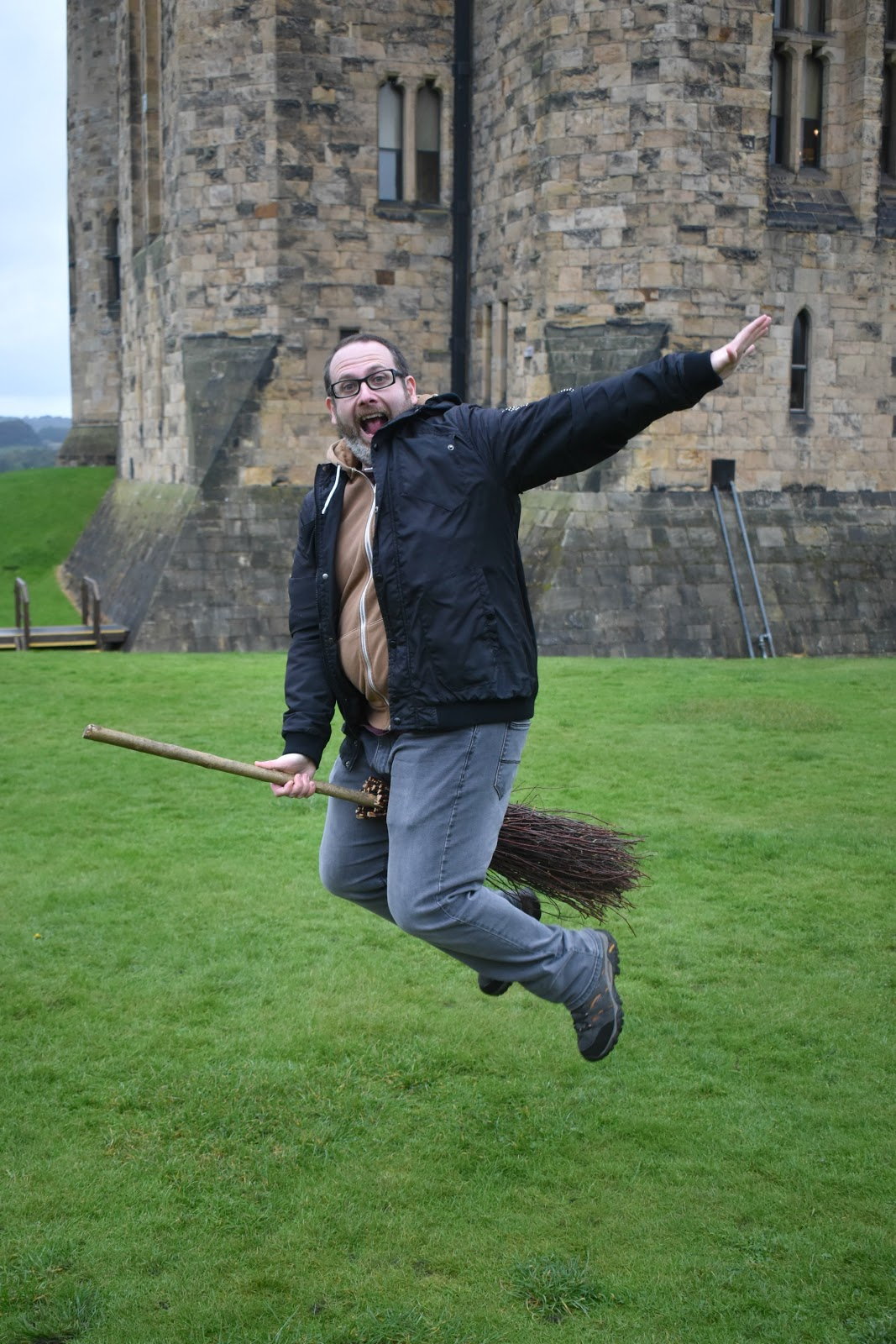 Alnwick Castle - Harry Potter