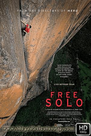 Free Solo [1080p] [Latino-Ingles] [MEGA]