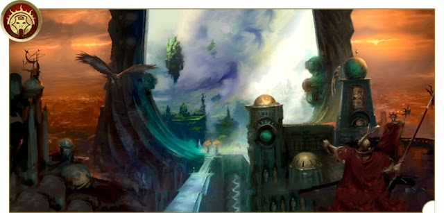 Cities Within the Mortal Realms Revealed