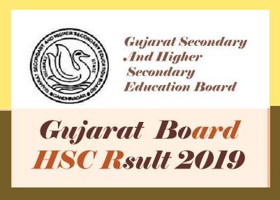 GSEB HSC Result 2019, Check Gujarat Board 12th Result 2019