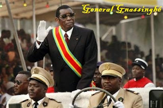 General Gnassingbé Eyadéma