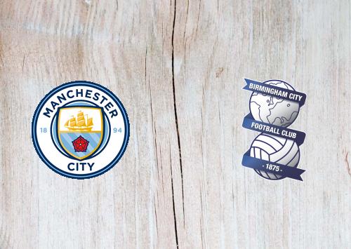 Manchester City vs Birmingham City -Highlights 10 January 2021
