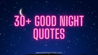[30+] Good Night Quotes, Messages and Shayari In Hindi