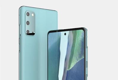 سامسونج جالاكسي Galaxy S20 FE 5G يُعرف أيضًا باسم سامسونج جالاكسي  Samsung Galaxy S20 Fan Edition, Samsung Galaxy S20 Lite الإصدار: SM-G781B