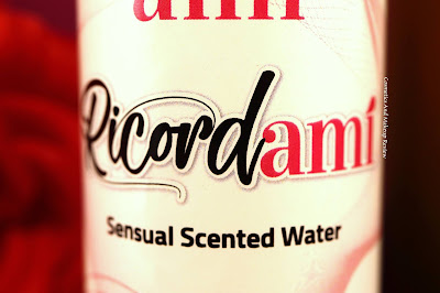 Kamelì Biocosmesi - Ricordami - Sensual scented water - Acqua profumata sensuale (linea Kissami)