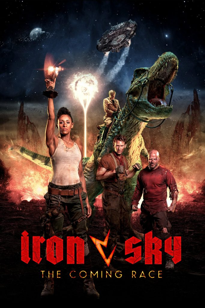 Iron Sky The Coming Race [2019] [DVDR] [NTSC] [Subtitulado]